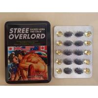 China Stree Overlord Fast Acting Male Libido Pills Permanent With No Side Effects on sale