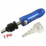 7 Pin Tubular Car lock Decoder pick Manufactures