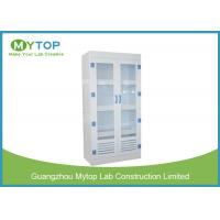 PP Laboratory Chemical Storage Cabinets For Strong Acid And Volatile Goods Manufactures