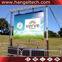 Source P4mm Outdoor HD LED Big Screen for Hiring - 512x512mm Cabinet Manufactures