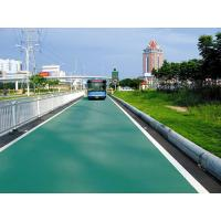 China high quality new road material Colored asphalt mixture color asphalt road