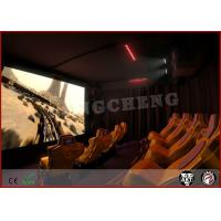 China Excellent 8 Seats XD Theater Project XD Extreme Digital Cinema CE Standard on sale