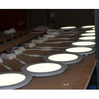 color temperature adjustable dimmable led panel light 18W Manufactures