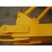 Potain Tower Crane Spare Parts Mast Section With Q345B Steel Yellow Color CE ISO Manufactures