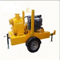 2018 hot on sale centrifugal self suction mining dewatering pump Manufactures