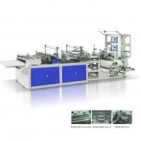 Full automatic hand loop bag, Patch bag making machine Manufactures
