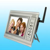 China 7-inch Hot Cheap Color Video Door Phone with Recording Function Wireless on sale