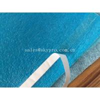 China Expanded Polyethylene Foam 3mm Blue EPE Foam PVC Laminate Moisture Barrier Flooring Underlayment on sale