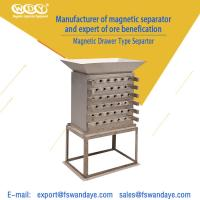 Drawer Type Magnetic Roll Separator For Dry Quartz Powder 380V 3 - 8 Layer Manufactures