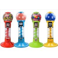 China School Combination Vending Machines Sell Candy / Gumball / Toys Capsules / Bouncy Ball on sale