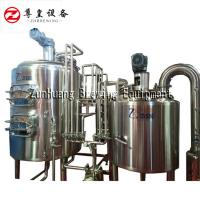 500L Nano Brewing Systems Combination Design , Easy Brew Ss Brewtech Electric Brewing System Manufactures