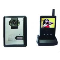 Wireless Video Door Phone With 300 Metres Transmission Distance and Unlocking Function Manufactures