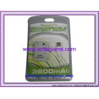 Xbox360 Rechargeable Battery Pack xbox360 game accessory Manufactures