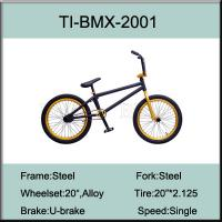 20 Inch Steel Freestyle Bike Manufactures