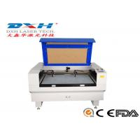 Garment Pattern Cutting Co2 Laser Engraving Machine For Cloth Energy Saving Manufactures