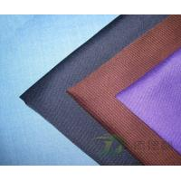 polyester twill dyed fabric Manufactures