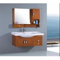 Quality solid wood bathroom cabinet,oak cabinet for sale