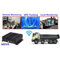 G.726 Coding Truck dvr digital video recorder Support 3G GPS Tracking Manufactures