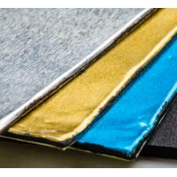 Foil Surface Butyl Sound Deadening Material Anti Noise Sound Damping 1.8mm Thick Manufactures