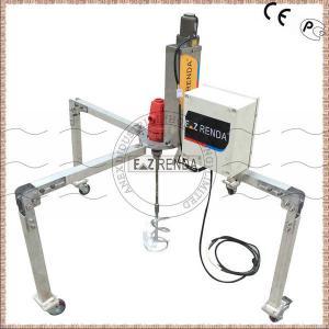 China EZ RENDA Portable Mortar Mixer Single Phase , Small Cement Mixer on sale
