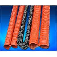 Quality Ventilation OEM Portable High Temperature Flexible Duct Leak - Proof For Printing Machines for sale