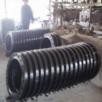 ANSI Class 150 Ductile Iron Convoluted Flange -- Manufacturer Manufactures