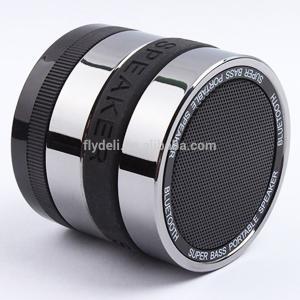 China A10 portable manual mini wireless super bass S10 waterproof  speaker on sale