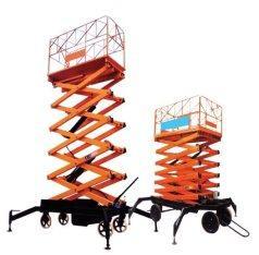 Adjustable Height Work Platform Used For Production Line Manufactures