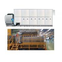 34.2 KW Ultrasonic Cleaning Equipment For Turbo Blade / Aerospace Component Manufactures