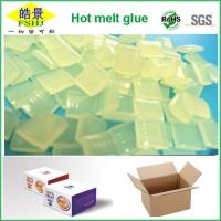 Yellow Clear Hot Melt Pellets Quick Drying Hot Melt Glue For Carton Packaging Manufactures