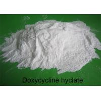 Anti-Infection Drug Doxycycline hyclate Powder CAS: 24390-14-5 Manufactures