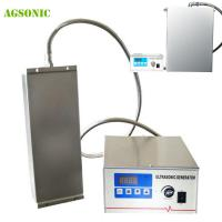 40khz Submersible Ultrasonic Transducer Cleaning Wash Oil Engine Degreasing Tank Manufactures