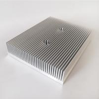 China Aluminum Fin Radiator Aluminum CNC Machining Heatsink  for Industrial Use on sale