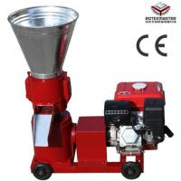 Small capacity wood pellet machinery for sale in 2015 Manufactures