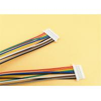 Quality Speaker Custom Wire Harness Micro Jst 10 Pin Sh 1.0mm Pitch Receptacle Female Socket for sale
