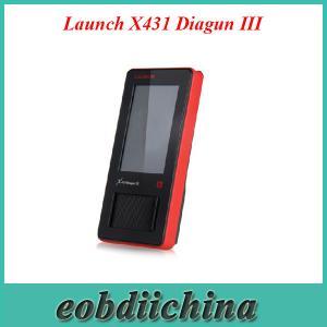 Original Launch X-431 X431 DIAGUN III Bluetooth Update Online Manufactures