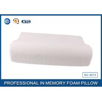 Tencel Connect with Mesh Pillow case Bamboo charcoal Memory Foam Contour Pillow Manufactures