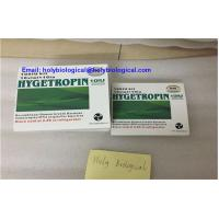 Quality 96827-07-5 Human Growth Hormone Supplements 100 iu / kit 10 vials / kit  Riptropin Somatropin for sale
