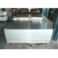 China Mirror Aluminium Alloy Sheet , Thin Aluminum Sheet Seawater Resistance on sale