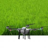 2017 Innovative Design Water Proof 10L Load Crop Duster Drone for Pesticide Spraying Purpose Manufactures