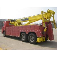 Rotator tow truck road wrecker reocvery truck Manufactures