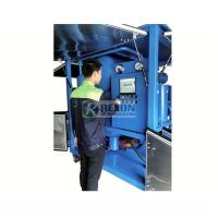 Weather Proof Type Bipolar Vacuum Insulating Oil Purifier Machine 12000Liters/Hour for sale