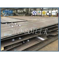 Industrial Boiler Water Wall Panels For Recycling Water , Auto Submerged Welding Manufactures