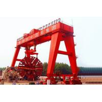 China A Frame Double Girder Gantry Crane For Shield Tunneling Machine Electric Motors Driving on sale
