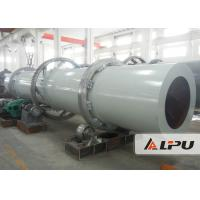 China Stainless Steel Drum Dryer Equipment , Slag Limestone Coal Industrial Drying Machine on sale