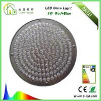 3W PAR20 Hydroponic Led Grow Light For Green House Vegetables Lighting Manufactures