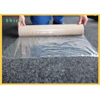 Self Adhesive Carpet Floor Stairs Protection Film - Heavy Duty Puncture & Water Resistant Manufactures
