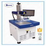 Barcode gold and silver laser engraving machine,laser marking machine Manufactures