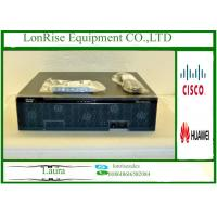 Original Cisco 4 WAN Port POE Switch Router Gigabit CISCO3945E-SEC/K9 Manufactures