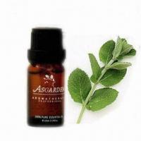 China Peppermint Essential Oil for Sniff/ Massage/Bath, Aroma Diffuser or Oil Burner Needed, OEM/ODM on sale